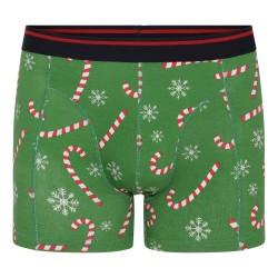 Jule-boxershorts, Candy - XL