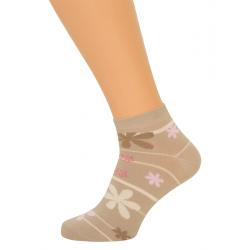Stribede Ankelstrømper (Korte Sokker)