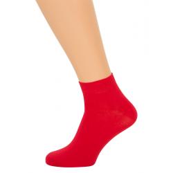 Røde Ankelsokker (Korte Sokker)