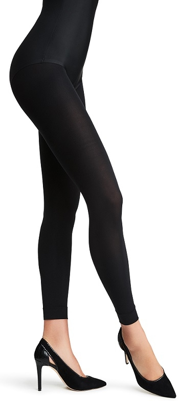 Decoy queensize leggings 60 den, sort fra decoy på shopwithsocks