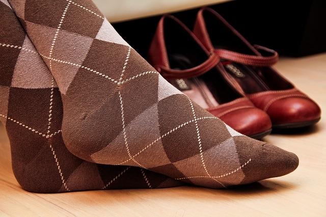 Ternede sokker